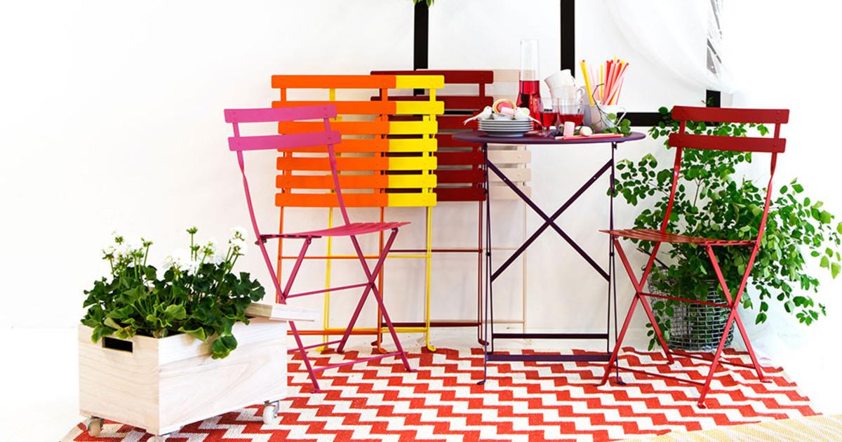 Veldig Balkongmøbler & Cafémøbler - kjøp online på Rum21.no UY-88