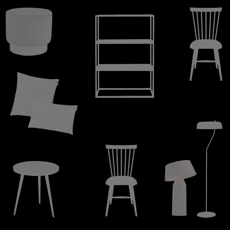 Alvorlig Rum21.dk - Design, møbler og hjemmeindretning på nettet MM-78